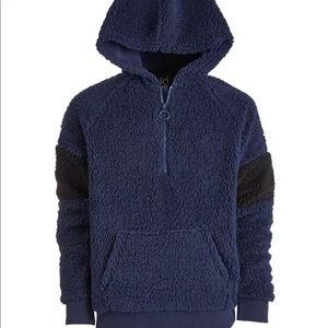 Ideology Big Boys Faux-Fur Hoodie-Created For Macy's